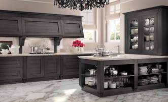 classic and modern kitchens